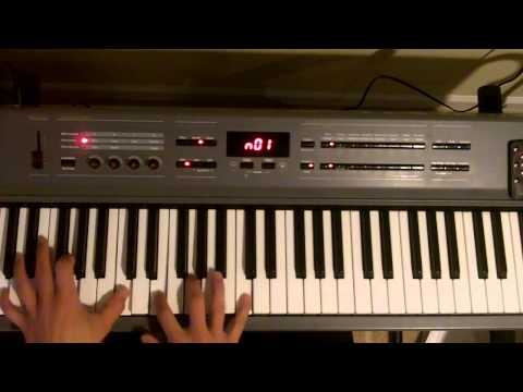 Piano Man Piano Tutorial