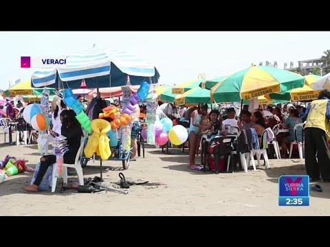 ¡Abarrotan lugares turísticos de México en plena tercera ola de contagios! | Yuriria Sierra