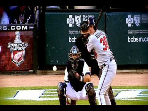 2010/11 Australian Baseball League Promo - Luke Hughes
