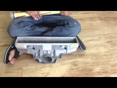 How to install or change a Kirby Vacuum Belt- Monroe Vacuum