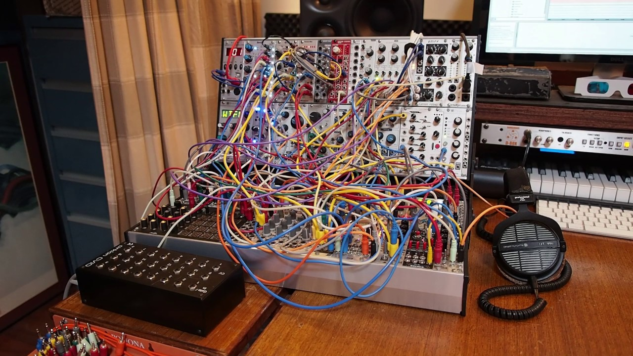 howls a dark textural dub patch for eurorack modular synthesizer youtube. Black Bedroom Furniture Sets. Home Design Ideas