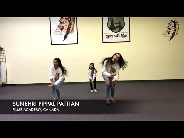 Batti Bal Ke | Sunehri Pippal Pattian Gidha