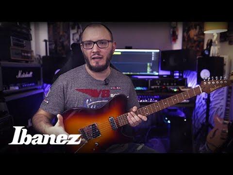 Ibanez AZS2200F-STB Demo by Tom Quayle