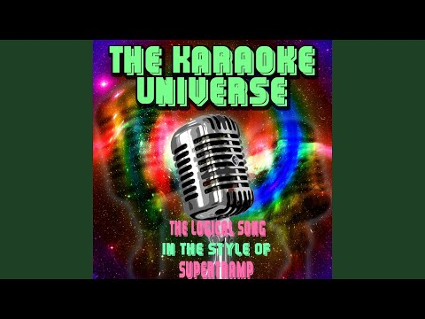 The Logical Song (Karaoke Version) (In the Style of Supertramp)