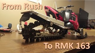 Rush to RMK 4 ~ The Track