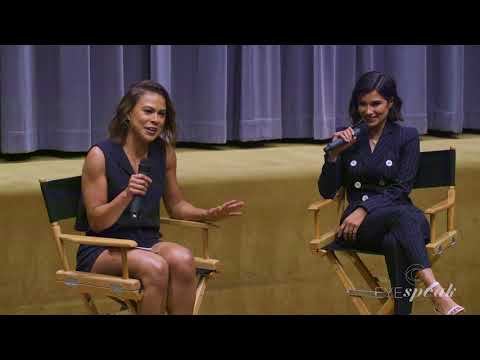 CBS EYE Speak Fireside Chat  Breaking Through in Hollywood