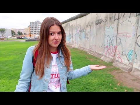 Me contro Te vedono il MURO DI BERLINO!