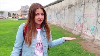 Me contro Te vedono il MURO DI BERLINO