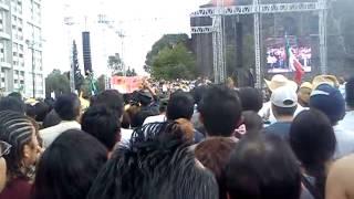 AMLO plaza de las 3 Culturas Tlatelolco