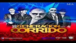 Movimiento Alterado - Album Mix Top 20 (Generacion Del Corrido) 2015