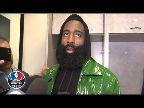James Harden's confidence is 'through the roof' | NBA Sound