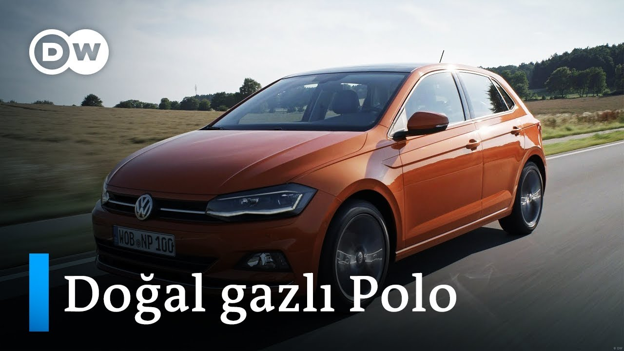 Tasarruf şampiyonu, doğal gazlı alternatif: VW Polo TGI - DW Türkçe