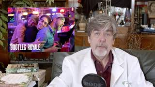 The Wendy Love Edge Show, Quick Puff: Bootleg Royale and The Cannabis Expert MD