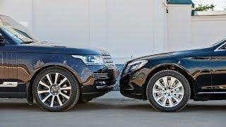 видео Удлиненная модель Range Rover LWB от Land Rover