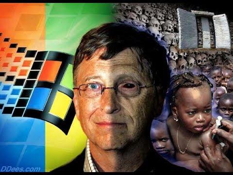 AV8 - Dr Graham Downing : The 'Bill Gates' Agenda