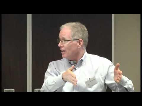 Jim Leech, CEO of Ontario Teachers' Pension Plan