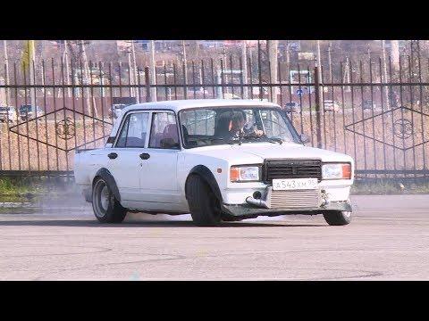 4-я спринт-гонка на время Grozny Motors Race Day в Грозном