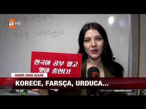 Çağrı Dil Okulu Atv Ana Haber Bülteni