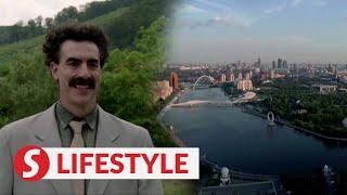 'Very Nice!' Kazakhstan uses Borat to woo tourists
