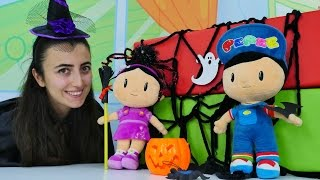 Video Pepee ve Şila Cadılar Bayramı için hazırlık yapıyorlar. Halloween parti malzemeleri download MP3, 3GP, MP4, WEBM, AVI, FLV November 2017