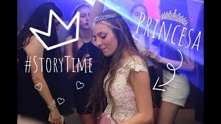 MIS QUINCE AÑOS💗#StoryTime | Marty Dominguez