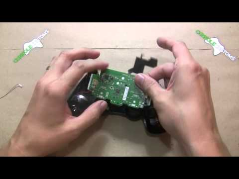 Console Customs PS4 TrueFire-FLEX Rapid Fire mod kit installation