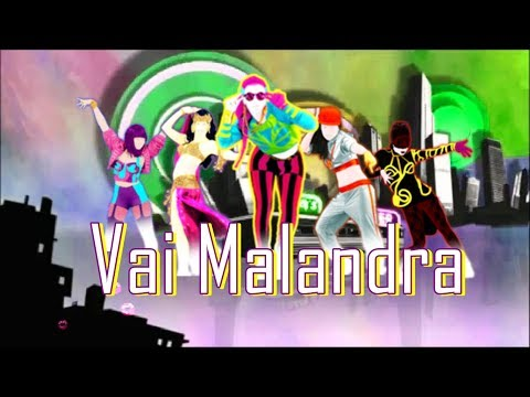 Just Dance 2018 Vai Malandra By Anitta, Mc Zaac, Maejor ft. Tropkillaz & DJ Yuri Martins