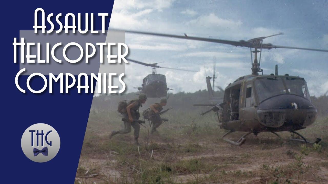 Assault Helicopter Companies of the Vietnam War