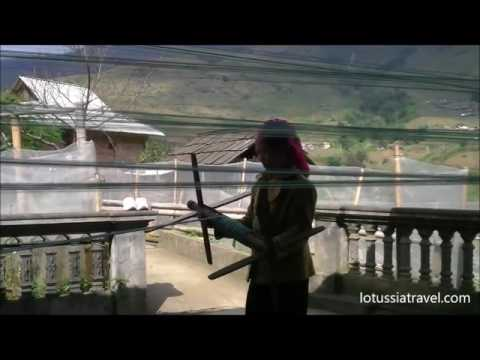 Adventure travel   The Giay Hilltribe People in Sapa, Vietnam Ethnic Groups