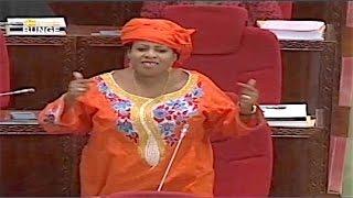 LUCY MAYENGA ALIVYOWACHAMBUA WABUNGE BUNGENI