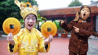 Trạng Tí và Quan Huyện ❤ Thần Đồng Đất Việt - Trang Vlog