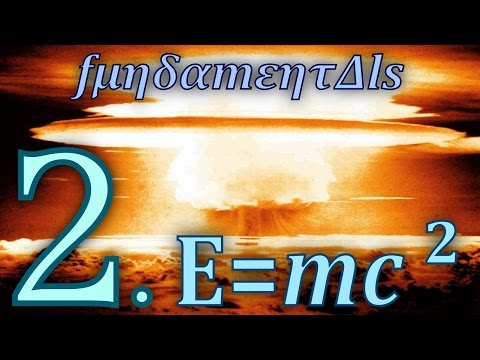 Why does E = mc² ? - Fundamentals Two