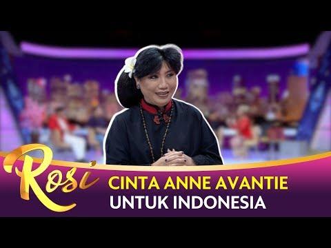 Mei 98 Rumahnya Terbakar, Tapi Cinta Anne Avantie Untuk Indonesia Tak Padam - ROSI (Bag 3)