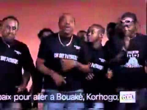 Cote D'ivoire Collectif 1+1 On Est Fatigue   - AfricantalentTV