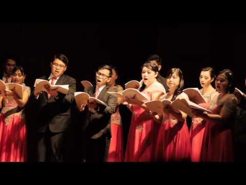 The Archipelago Singers - Kasih Putih (Glenn Fredly; Arr. by Ily Matthew Maniano)