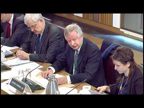 Justice Committee  6 February 2018