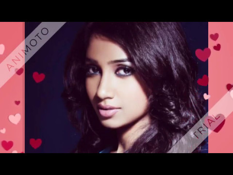 Shreya Ghoshal mashup
