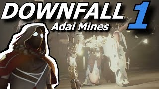 Absolver HIGH LEVEL DLC - Downfall Blindrun - Adal Mines