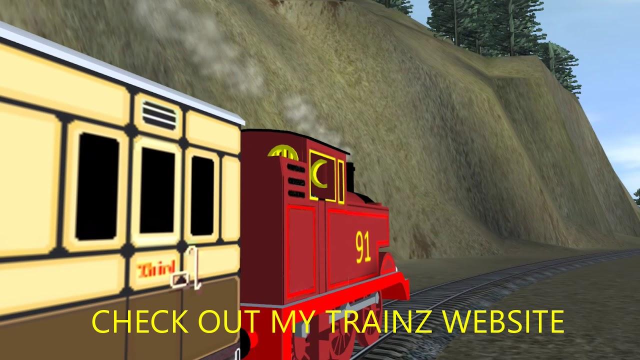 I made a Trainz Website by ThomasTankEngine76