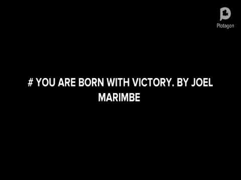 sermon by Joel Marimbe #You are born with victory