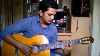Pehli Nazar mein (Atif Aslam) | Race | Guitar Instrumental | MuzikDemons