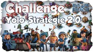Boom Beach - CHALLENGE: Yolo-Strategie 2.0 (Alle Truppen gleichzeitig - Deutsch)!   xHeaven