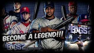 THE BIGS 2! BECOME A LEGEND! Ep.1!