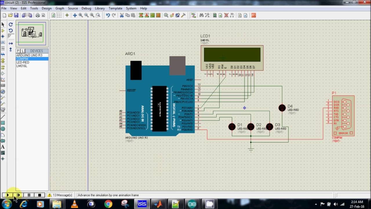 GUI based Home Automation Using Arduino and MatlabSimulation On ...
