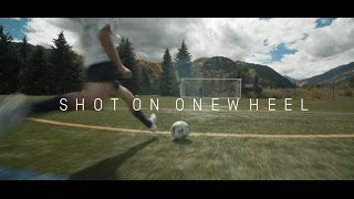 Shot On Onewheel (4K)