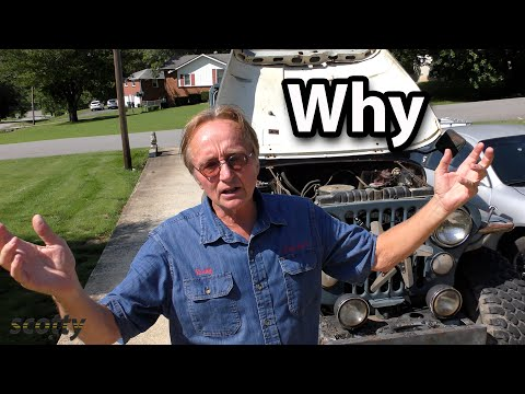 Here's Why Mechanics Hate Jeeps