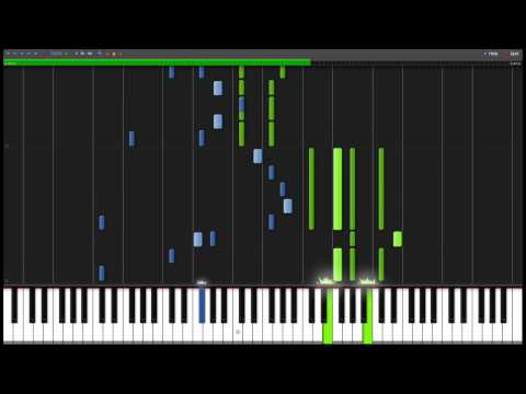 T-ara - Number nine (Piano version/midi)