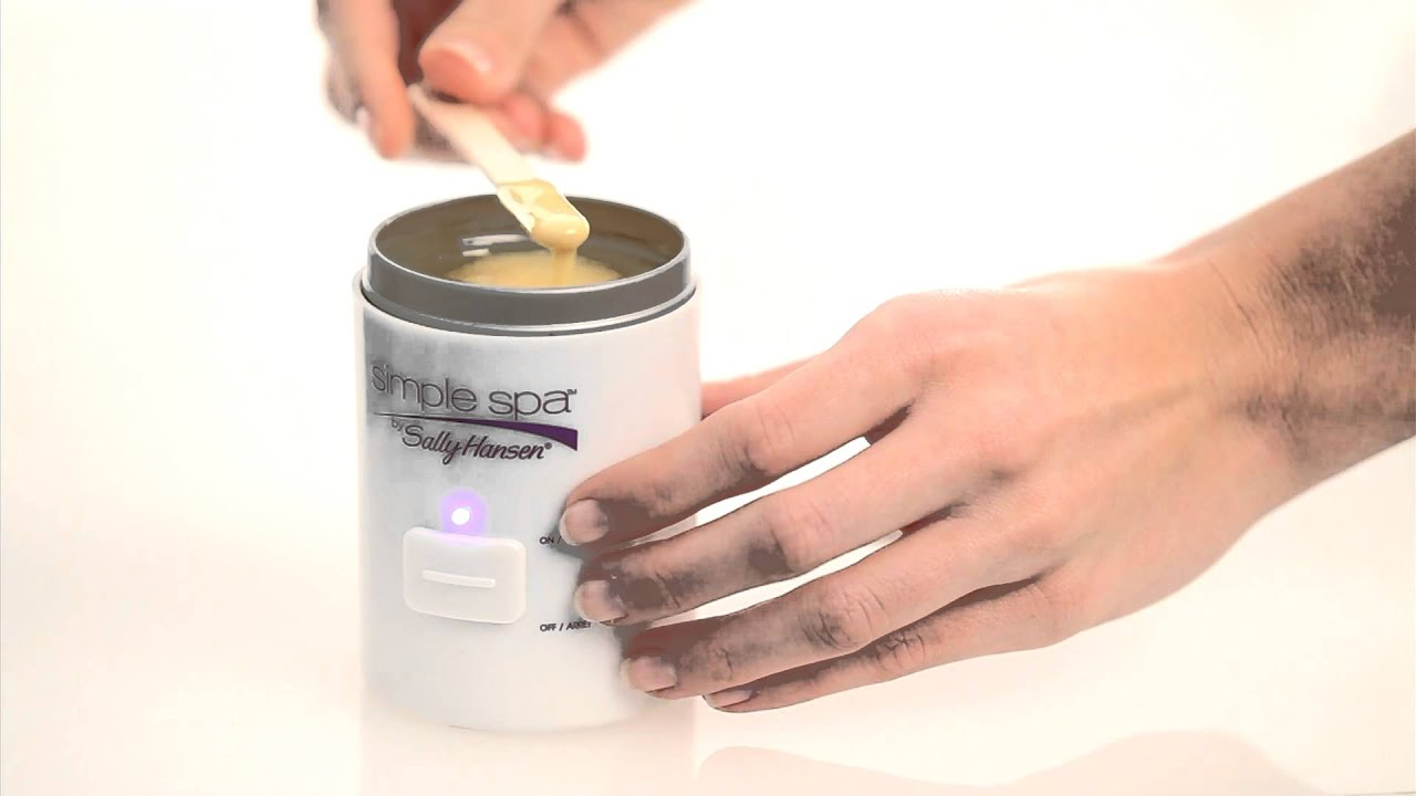Simple Spa Wax Warmer How To Video Youtube