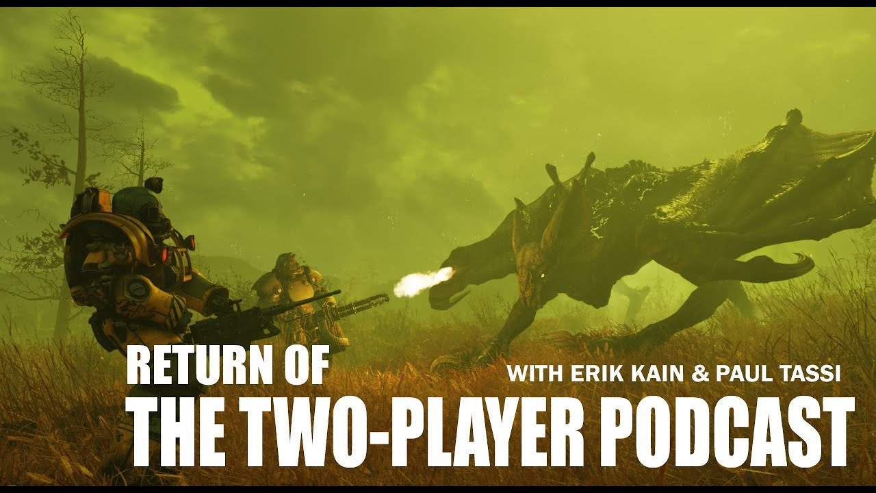 The Two-Player Podcast Returns (Season 2, Episode 1)