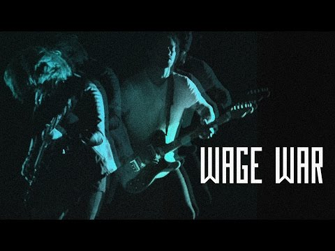 Wage War - Don't Let Me Fade Away (Official Music Video)